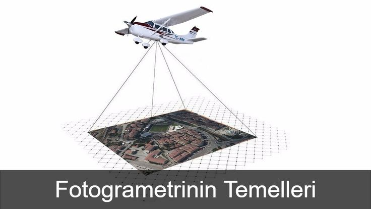 Okan Üniversitesi Fotogrametri dersi ile ilgili temel bilgiler ve dönüşümlerin anlatıldığı bir powerpoint sunusu