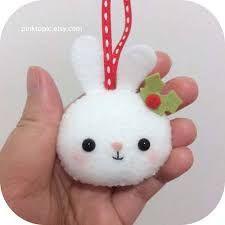 Resultado de imagen para moldes de conejos en tela