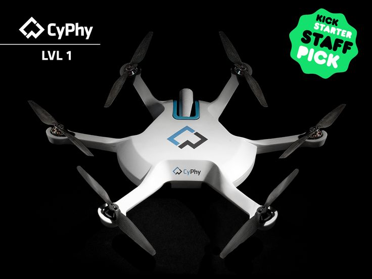CyPhy LVL 1 Drone: Reinvented for Performance and Control project video thumbnail