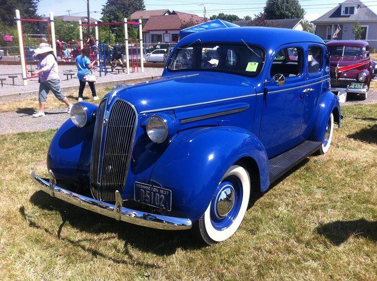 1937 plymouth 4 door sedan kewl karz pinterest for 1930 plymouth 4 door sedan