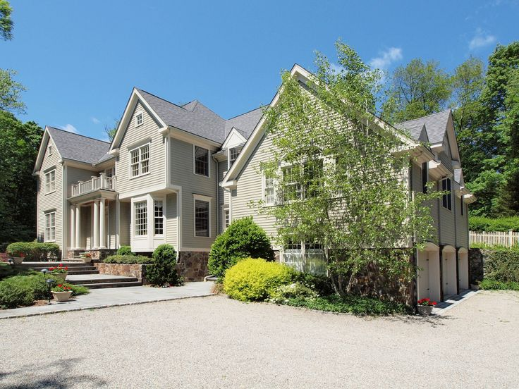 Beautiful Colonial on Flat Acre. ... 201 White Oak Shade, New Canaan CT. Represented by Sheila Rosenthal. To see more eye candy on this home go to https://www.halstead.com/sale/ct/new-canaan/201-white-oak-shade-rd/house/99130899