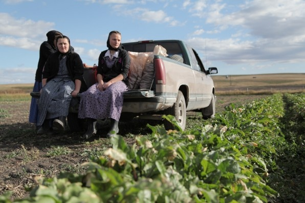 The Hutterites Lori and Megan Hofer
