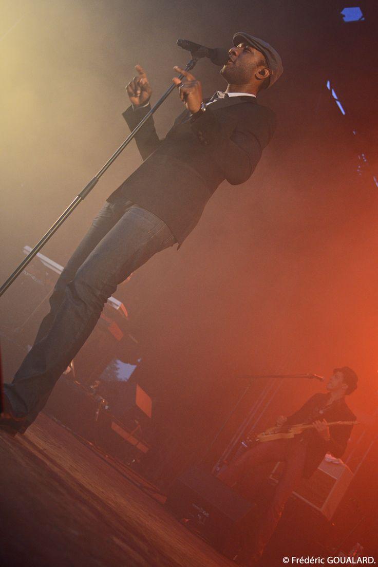 Concert Aloe Blacc - September 5th Copyright : Frédéric Goualard
