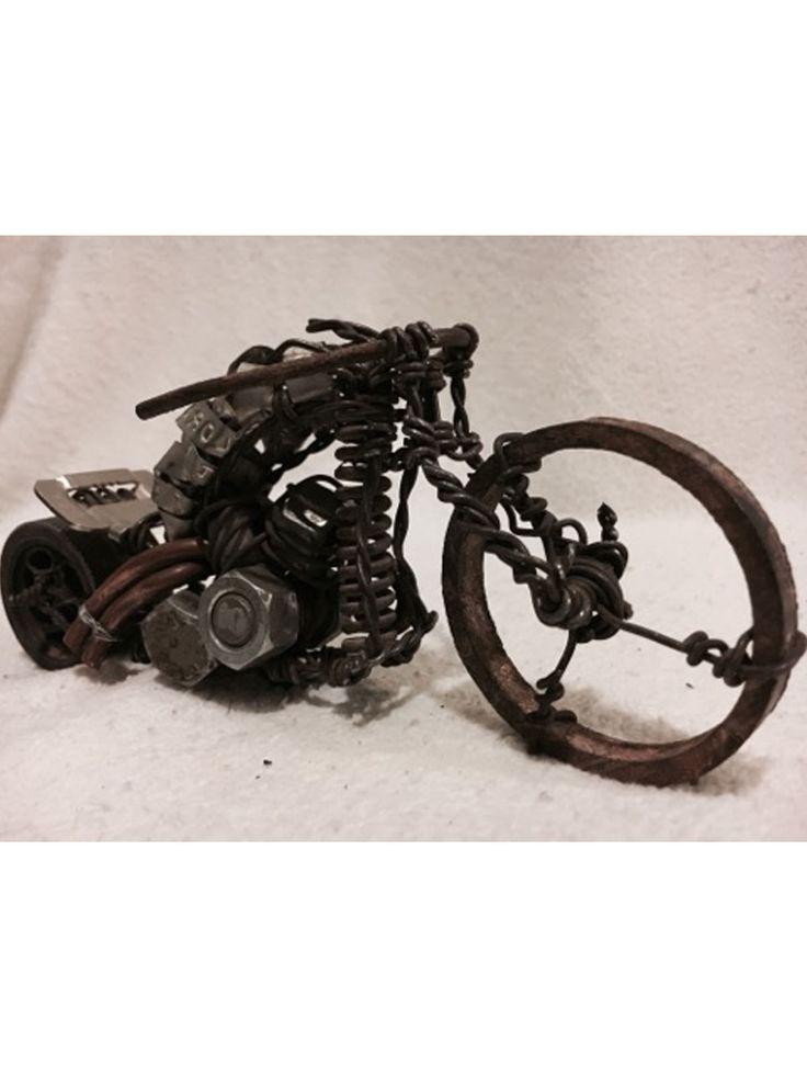 Self Storage For Motorcycle >> Handmade Custom Wire Motorcycle Chopper Style | Chopper, Motorcycles and Wire