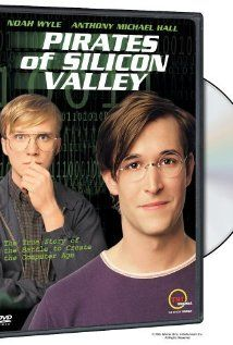 Pirates of Silicon Valley - Steve Jobs, Bill Gates..pirates