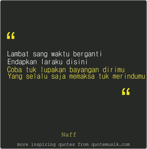 love quotes naff terndap laraku