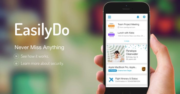 EasilyDo, the app that automatically helps busy people manage their calendar, contacts, and to-do lists, has a new trick up its sleeve. The app now has features it hopes will appeal to enterprise users, specifically salespeople and execs who need help keeping track of their contacts in Salesforce.