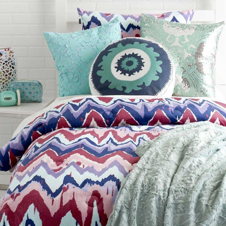Paintica Chevron Comforter Set - Forever Chevron - Trends