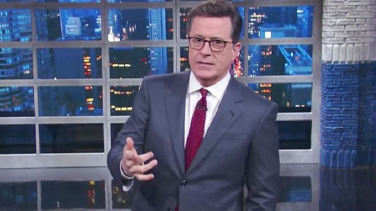 Stephen Colbert Under Siege For Homophobic Trump Joke