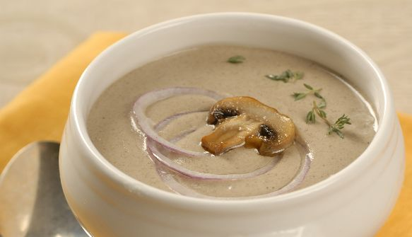 Суп из шампиньонов как долго варит грибы