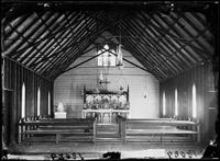 Catholic Church, Gulgong 1872