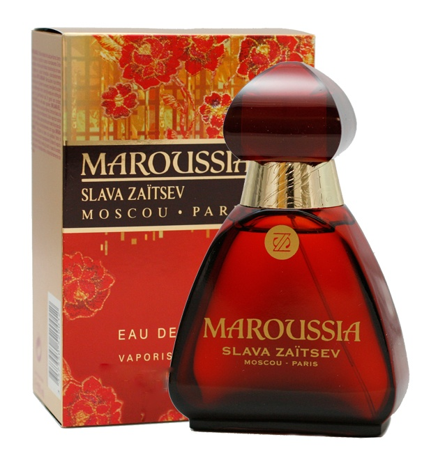 "Maroussia Perfume by Slava Zaitsev For Women.If you like ""Samsara"" you'll love this!#Classy"