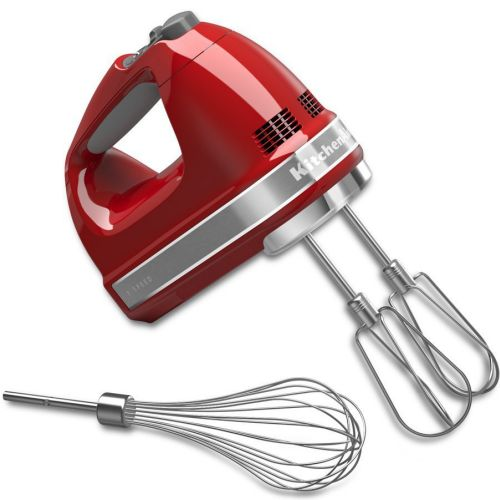 Modern hand mixers are powerful and reliable. The hand mixers of today are hi tech wonders. Easy to use and fast to clean up.