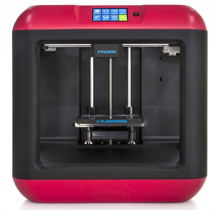 """Flashforge FDM 3D printer for PLA filament, """"Finder"""""""