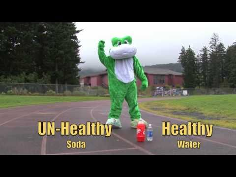 Red Ribbon Week - YouTube - Healthy Choices