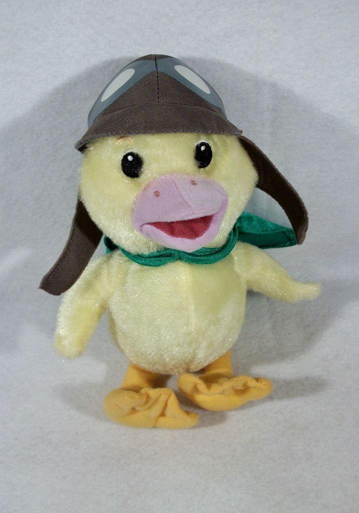 2008 Fisher Price Wonder Pets Duck MING MING 10