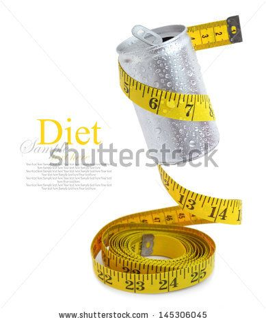 Aluminum drink can with measuring tape