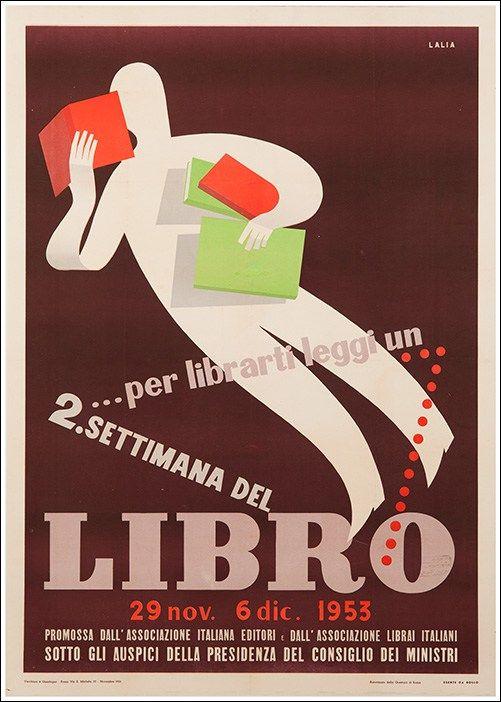 Per librarti leggi un libro, 2.a settimana del libro