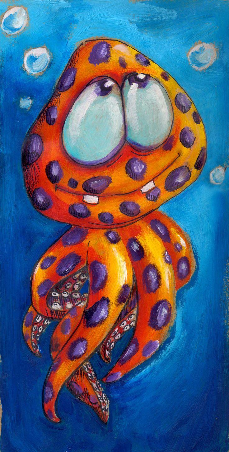 Octopus @giomo