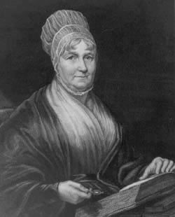 Elizabeth Fry. Prison reformer. Born as Elizabeth Gurney in Norwich into a Quaker banking family. She first visited Newgate prison in 1813 and was appalled at the conditions of female prisoners. She campaigned and was influential in the introduction of the Prison Act of 1823.She is represented on the English £5 note.