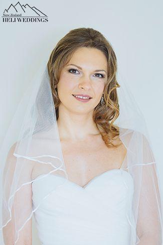 Bridal makeup wanakaWedding Planned by Heli & Destination Weddings NZ Photography by http://www.larsson.co.nz