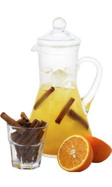 Pomerančový ovocný džbán | Smichejto.cz