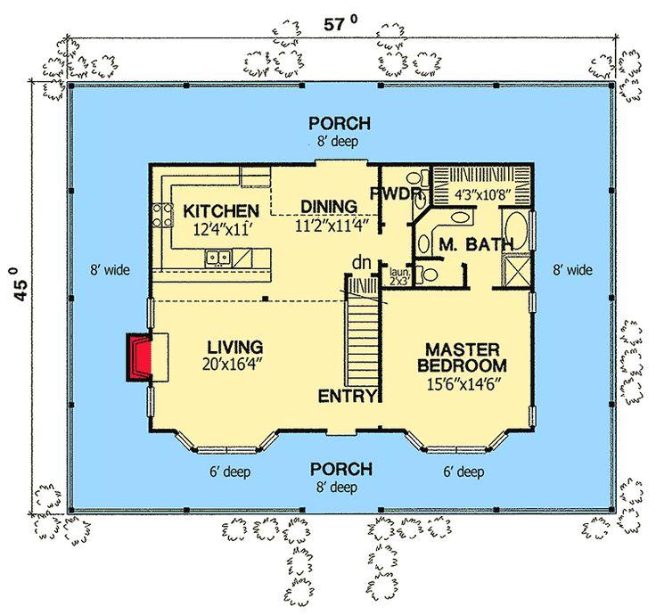 11 best cape cod home exteriors images on pinterest cape for Cape cod floor plans with wrap around porch