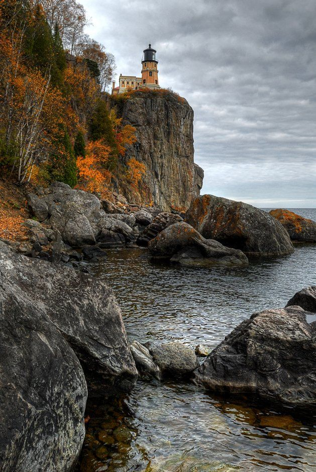 Split Rock Lighthouse, Castle Danger, MN, US