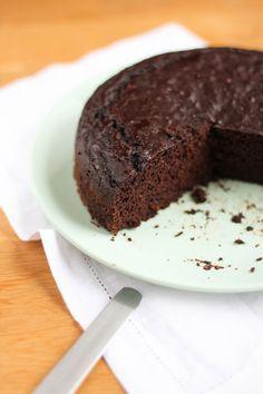gâteau chocolat ultra moelleux vegan moist chocolate cake