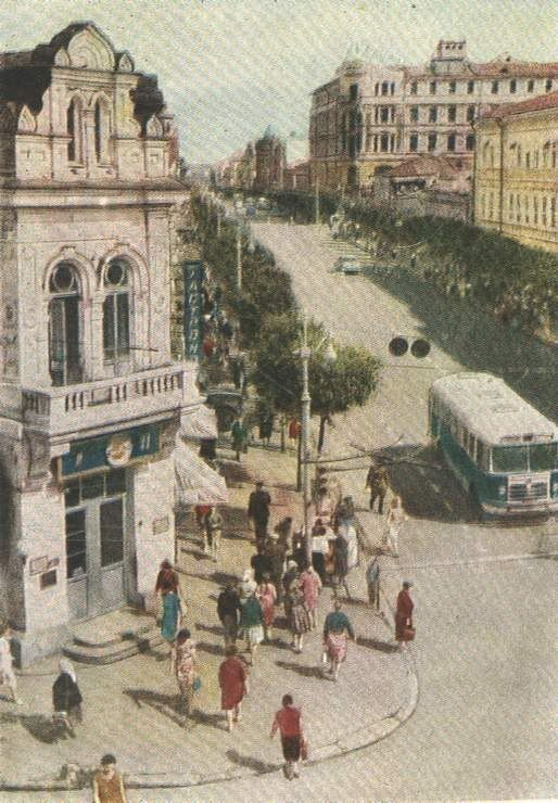 Ленинградская / Фрунзе