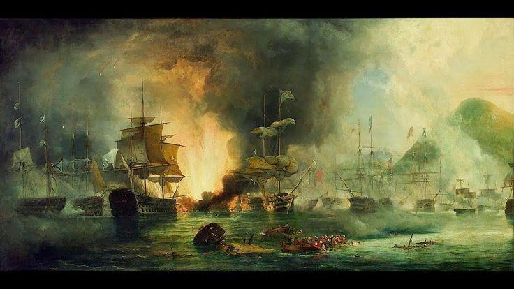 8 Οκτωβρίου 1827: Η Ναυμαχ ία του Ναυαρίνου | The Bat tle of Navarino 8/...