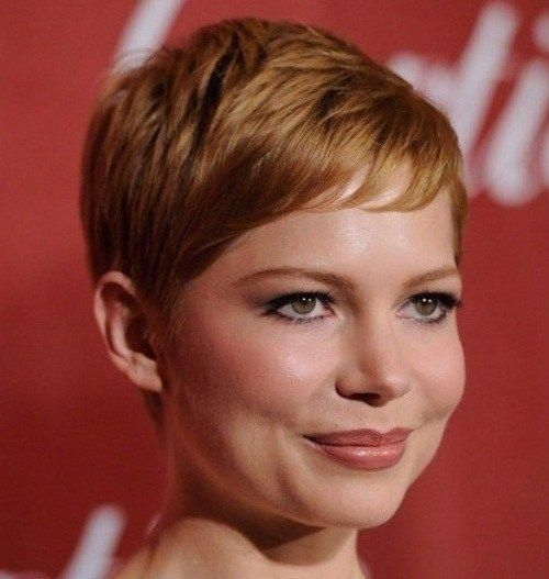 20 cute short hairstyles for round faces #faces #h…