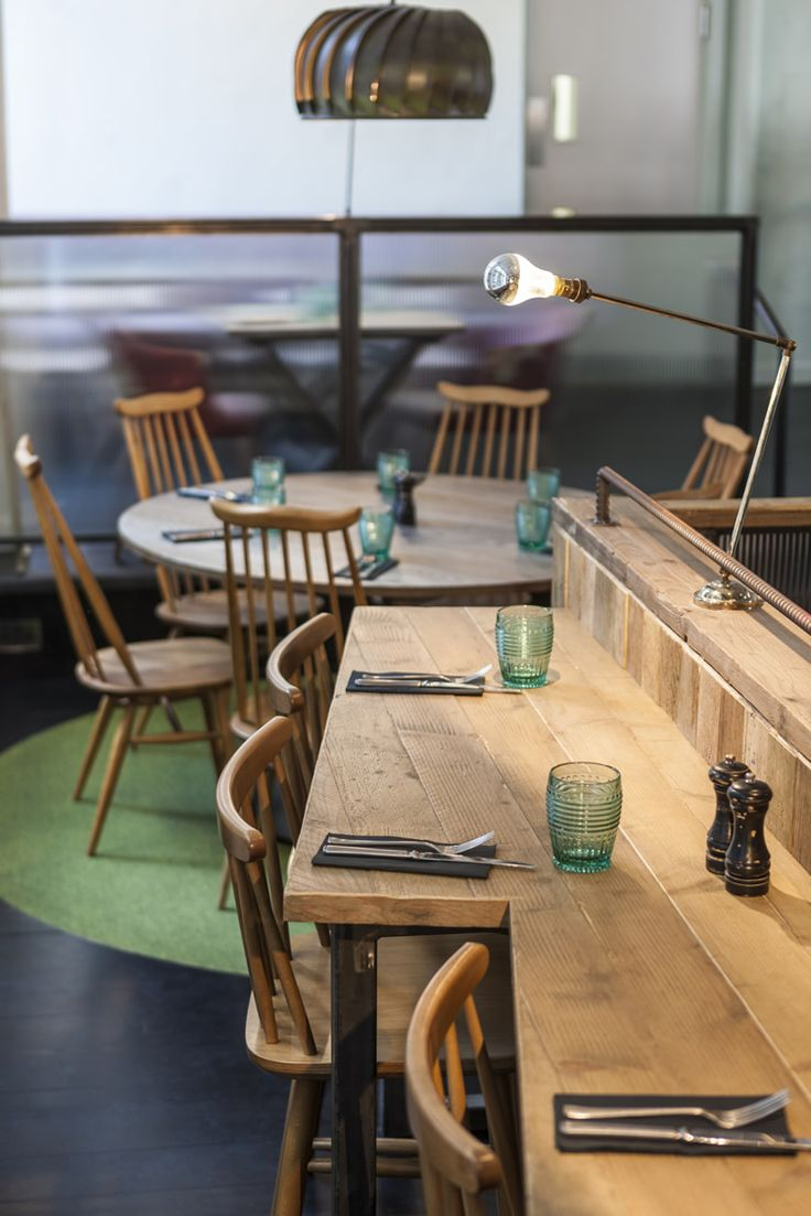 Chicken, eggs and beer under one handsome roof. Need we say more? Well, we do anyway... http://www.weheart.co.uk/2014/05/16/whyte-brown-soho-london/