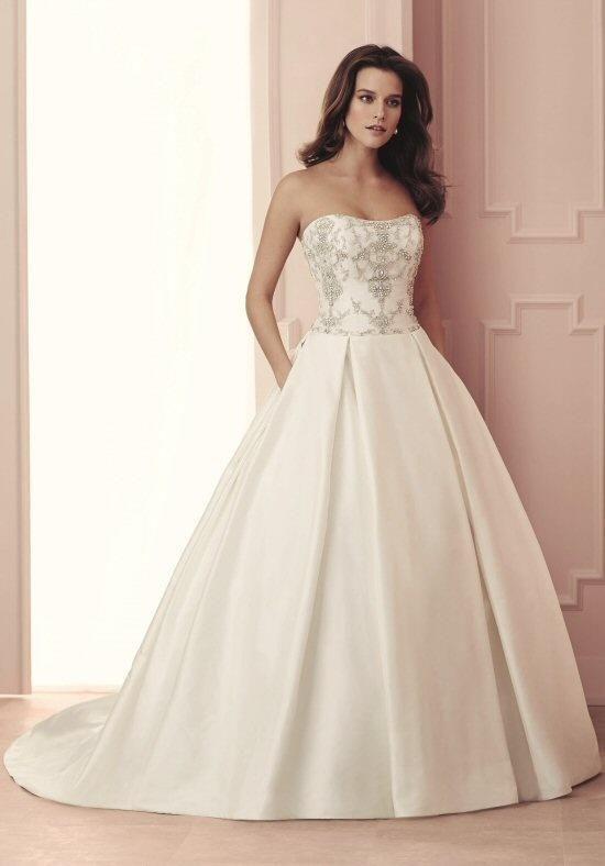 Stunning Paloma Blanca Wedding Dress The Knot