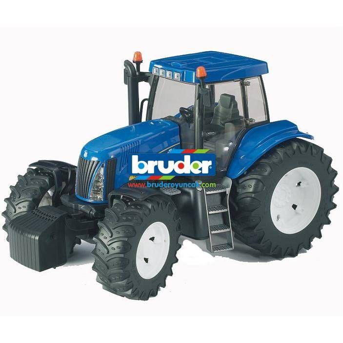 Bruder New Holland T8040 Traktör 03020 maket new holland traktör bruder oyuncak traktör traktörl http://www.bruderoyuncak.com/bruder-new-holland-t8040-traktor-03020/