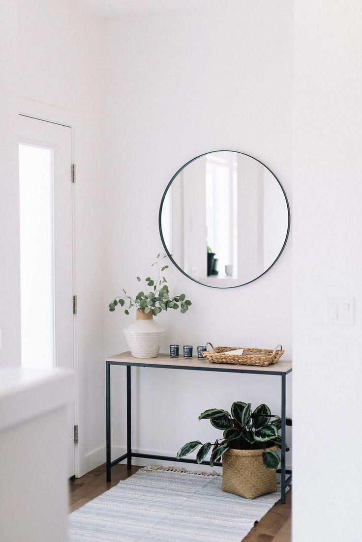 Frame Arrangement For A Small Hallway Spot Home Home Decor