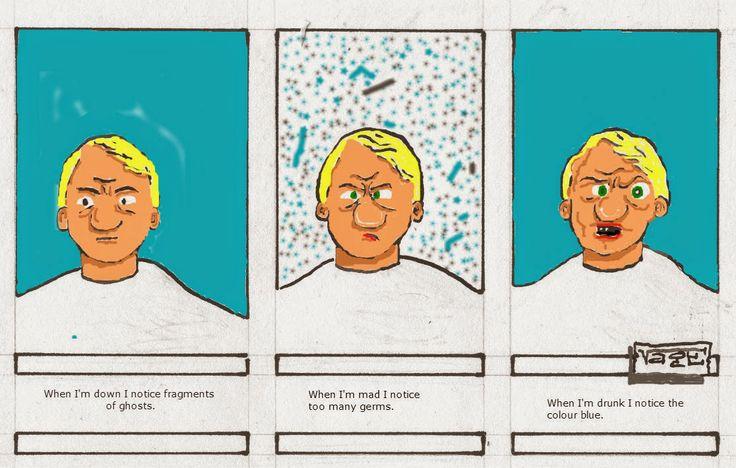 ©Johan B.G. Vandenblink: Too many germs