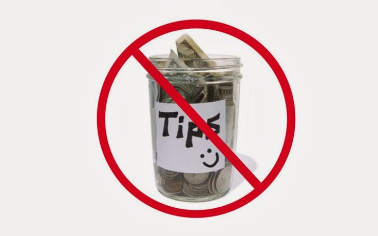 Yes, it's true-- Sandals and Beaches Resorts  have a strict  No Tipping Policy , but there are actually a few exceptions to this rule...