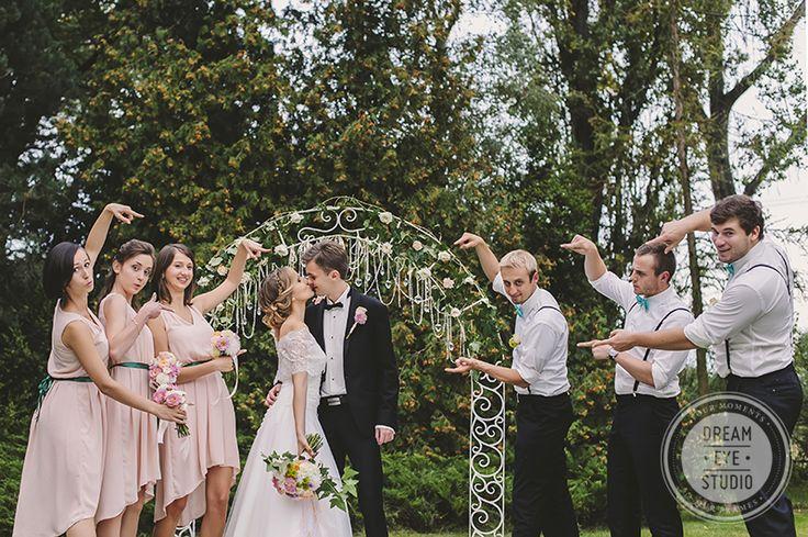 Polish romantic outdoor ceremony! Polski romantyczny ślub plenerowy!