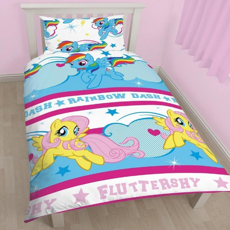Image Of My Little Pony Twin Bedding Comforter