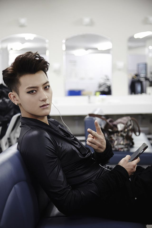 Exo - Tao AKA THE HOTTEST MAN ALIVE. I know I have pinned this before, but it is too good not to pin a million times!