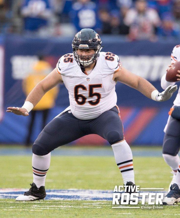 Chicago Bears Cody Whitehair