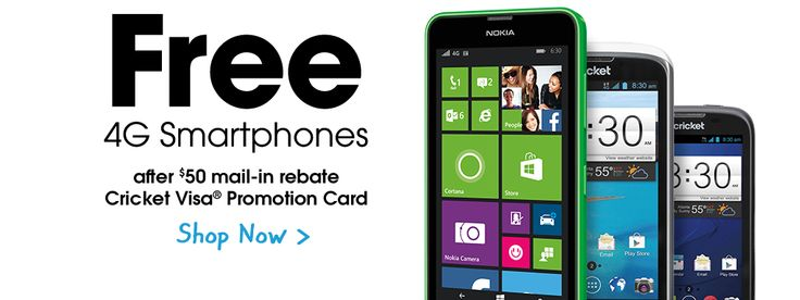 Prepaid No Contract Cell Phones | iPhone & Android | Cricket