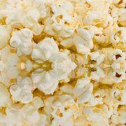 Fake popcorn for bucket filling
