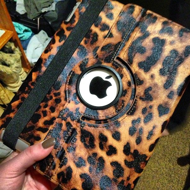 Leopard iPad Cover                                                                                                             .:JuSt*!N*cAsE:.