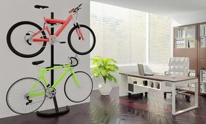 Groupon - $ 59 for a Twin Bike Storage Stand. Groupon deal price: $59