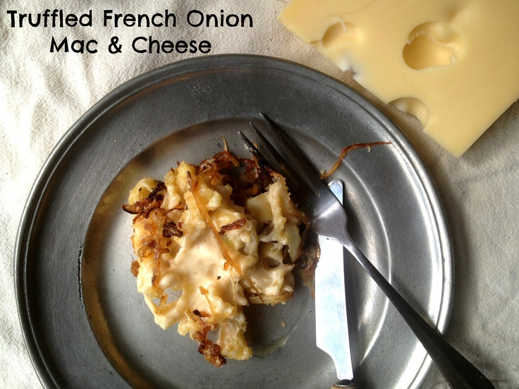 Truffled Mac and Cheese | Favorite Recipes | Pinterest