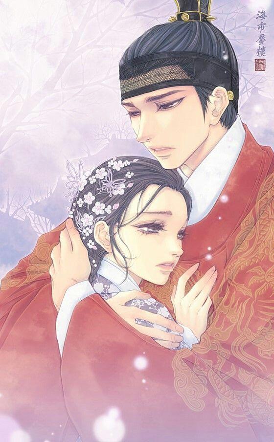 해시의 신루 naver webtoon #romance #korean #historical | Animes and