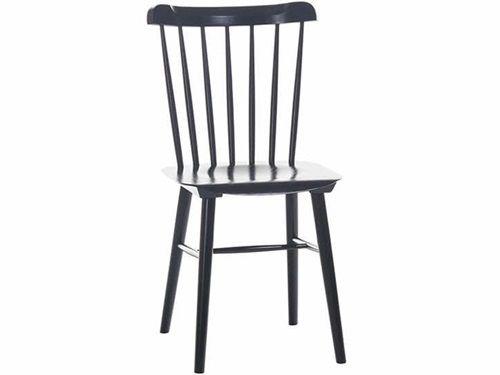 IRONICA 311035 krzesło czarne