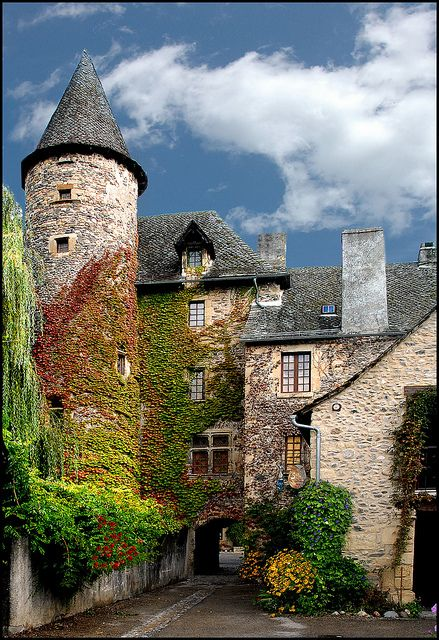 So cool.Dreams Home, Oneday, Southern Gardens, Beautiful Places, Places I D, Castles, House, Travel, Southern France